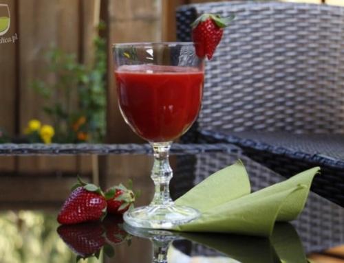 10 powodów dla których powinieneś pić Truskawki