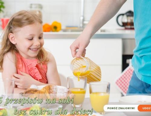 Soki bez cukru dla dzieci 5 najlepszych przepisów